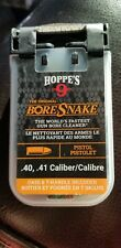 Hoppe's Boresnake Den 40 - 41 Caliber Rifle Bore Cleaner 24003D Free Shipping