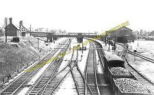 Cheadle Heath Railway Station Photo. Heaton Mersey - Hazel Grove. Midland. (1)