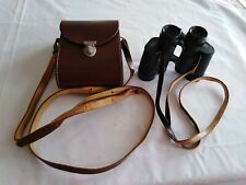 Carl Zeiss Zena 8X30 Jenoptem Binocular. VGC And Viewing. Original Case