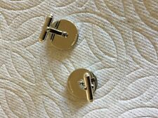 Sterling Silver Cufflinks REAL Mercury Dime Cufflinks Very Cool !!!