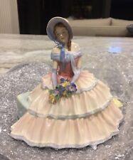 """On Sale! Royal Doulton Porcelain Figurine """"Day Dreams� Hn1731 Signed """"Jj�"""