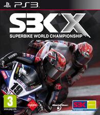 Videogame SBK X - Superbike World Championship PS3