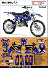 2002-2017 Yamaha YZ 125 250 Bad Boy Dirt Bike Graphics Deco Decal by Enjoy Mfg