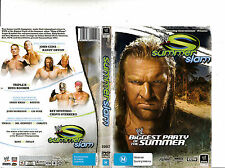 WWE:Summer Slam-2007-World Wrestling Entertainment:WWE-DVD