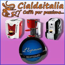 70 capsule caffè DEKA Decaffeinato compatibile A MODO MIO