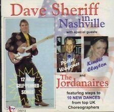 Dave Sheriff In Nashville CD NEW SEALED Country Line Dancing Porter Wagoner