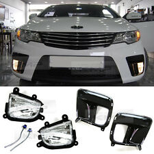 Genuine Parts Fog Light LAMP Cover Wiring For KIA 2010-2013 Cerato Forte Koup