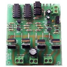 Bipolar Stepper Motor Driver Kit ( KIT_158 )