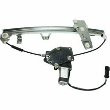 NEW FRONT LH POWER WINDOW REGULATOR WITH MOTOR FITS GRAND CHEROKEE CH1350122