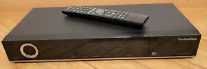 TechniSat TWIN-Digicorder ISIO S HD+ mit 500 GB Festplatte intern