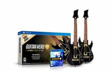 Guitar Hero Live 2 Pack Bundle - PS4, New Other, Open Box, Sealed Game