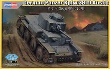 1/35 German Panzer Kpfw.38(t) Ausf.G Hobby Boss model kit 80137