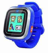 NEW **VTech Kids zoom Smart CAMERA Watch Plus Electronic Toy - Blue VOICE RECORD