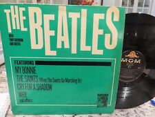 THE BEATLES WITH TONY SHERIDAN AND GUESTS DEEP GROOVE  VG RARE 1964 1ST PRESS