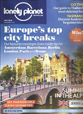 LONELY PLANET TRAVELLER    MAY, 2016    ISSUE, 89    (  EUROPE'S TOP CITY BREAKS