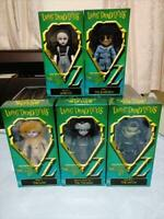 Living Dead Dolls Set Of 5 ~ The Lost in Oz ~ NEW IN BOX