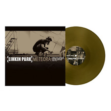 Linkin Park Meteora GOLD Vinyl Hot Topic Limited Edition 1500 NEW SEALED Chester