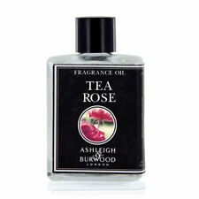 Ashleigh & Burwood Tea Rose 12ml Oil Burner Fragrance Pot Pourri Scented Oils