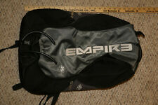 Empire Paintball Backpack Black/Silver/Gray