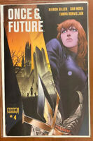 ONCE AND FUTURE #4 (1st print) Boom Studios 2019