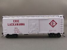 Athearn - Erie Lackawanna - 40' Box Car + Wgt # 73115