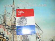 Excellent: Officiële Katalogus 1978. Munten en Bankbiljetten Nederland 1806-Date