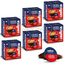 96 x Lavazza a Modo mio Caffè Espresso crema e gusto per il caffè MACCHINA BACCELLI Capsule Nuova