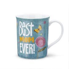 BEST MOM EVER Porcelain Mug in Gift Box  New