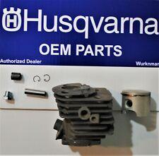Genuine OEM Husqvarna 503609171  Cylinder Assembly for 51, 55, 55 RANCHER
