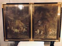 "Sung Dynasty Print""Tribute Horse""certified Reproduction.C12pix4detail.MAKE OFFER"
