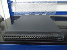 HP  JG225A  HPE A5800AF-48G  48 Port Gigabit + 6 X SFP+ Ports 2 X PSUs
