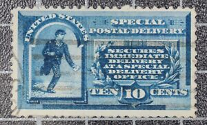 Saturday Night Special - Scott E1 10 Cents Special Delivery Used CV $80.00