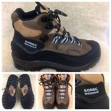 Sorel Journey Boots Women's Size 9 US Waterproof Snow Winter Hiking Ankle NWOB
