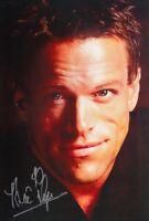 BRIAN THOMPSON signed Autogramm 20x30cm CITY COBRA In Person autograph COA
