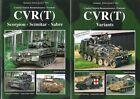 Tankograd 9033 + 9034: CVR(T) Combat Vehicle Reconnaissance (Tracked) SpähpanzerBücher - 261186