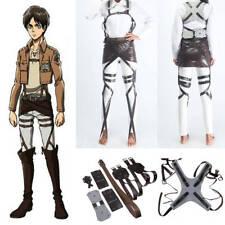 Adjustable Straps Cosplay Attack On Titan Shingeki no Kyojin Belts Harness Recon