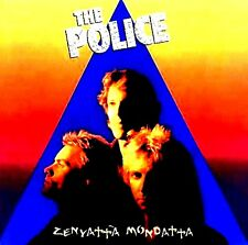 LP - The Police - Zenyatta Mondatta (POP) SPANISH RE-EDIT. 1987, MINT, NUEVO