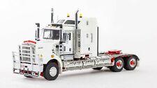 Kenworth C509 Prime Mover Truck - White - Drake 1:50 Scale Model #Z01433 New!