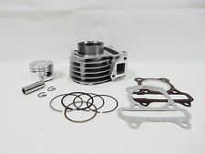 80CC BIG BORE CYLINDER REBUILD KIT FOR SCOOTERS WITH 50cc, 60cc,QMB139 MOTORS