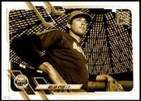 Nolan Ryan 2021 Topps 5x7 Variation Short Prints Gold #240 /10 Astros