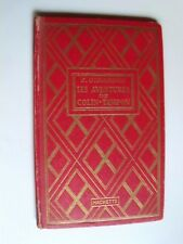 LES AVENTURES DE COLIN-TAMPON - J. GIRARDIN  - HACHETTE 1930 - illustr R TINANT