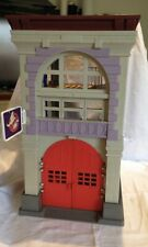 1987 VINTAGE KENNER 1987 THE REAL GHOSTBUSTERS FIREHOUSE HEADQUARTERS