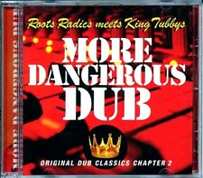 SEALED NEW CD Roots Radics, King Tubby - More Dangerous Dub: Roots Radics Meet K