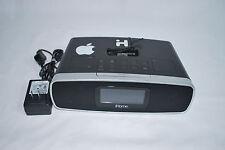 iHome Model iP90 Clock Alarm Stereo Audio Dock for iPhone/iPod