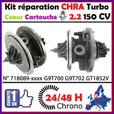 CHRA Turbo Pour Renault 2.2 DCi 150 718089 Espace Vel Satis Lagune Avantime