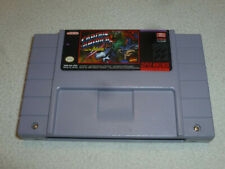 SUPER NINTENDO SNES GAME CARTRIDGE ONLY CAPTAIN AMERICA AND THE AVENGERS CART