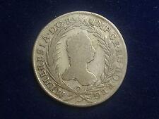 20 Kreuzer  Maria Theresia  Prag 1759  W/16/917