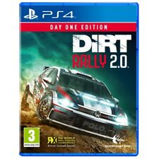 Dirt Rally 2.0 Day One Edition PS4 Game
