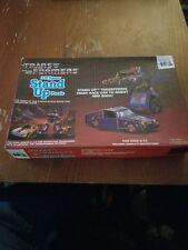1984 Transformers G1 3D Jigsaw Stand Up Puzzle Race Car Bluestreak Autobots
