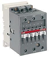 A50-30-11-84, Abb, 3P, Contactor, Iec, 120V Ac